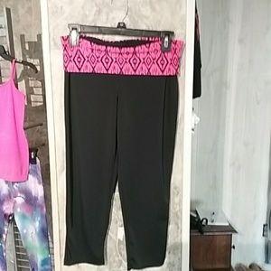 Dance/yoga pants medium adult